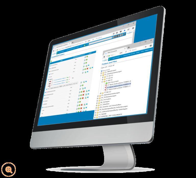 Transfact DMS 文件夹及文档结构