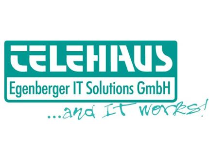 Telehaus Egenberger Logo