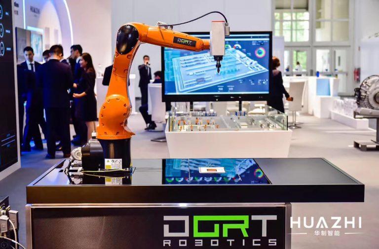 DORT Robotics Robot Arm