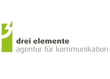 drei elemente Logo