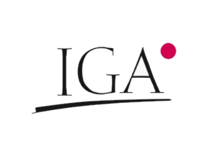 IGA Post Logo